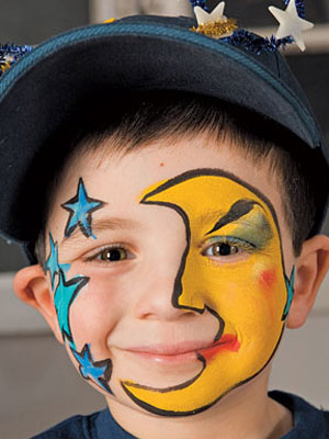 Face Painting Ideas for Kids at WomansDay.com