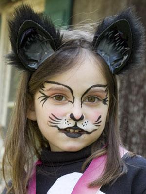 halloween makeup tips tricks - Halloween Makeup For Cat Face