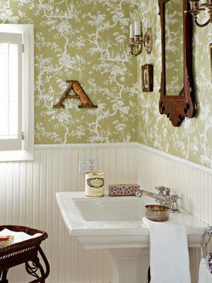 Tips rumah Dekorasi untuk kamar mandi