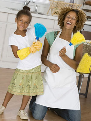 Quick and Easy Spring Cleaning Tips