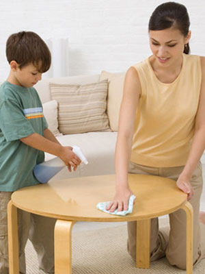 How to prevent dust how to get rid of dust in the home - Tips for dusting your home ...