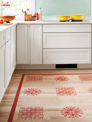 Floor Tile Pattern Ideas At Womansday Com Diy Decorating