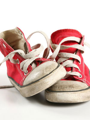How to Recycle Shoes at WomansDay.com - Sneaker Recycling Tips