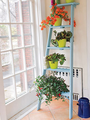 indoor plant stand ideas