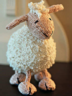 Free Knit Toys Pattern at WomansDay.com - Free Craft Projects