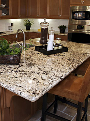 Guide to kitchen countertops best material for kitchen for Best material for kitchen counters