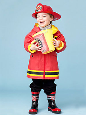 Easy Halloween Costumes Fireman Costume Instructions At