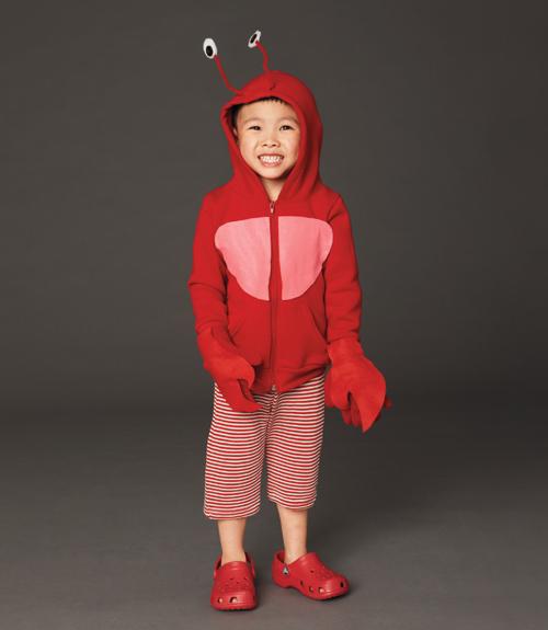 Crab Halloween Costume Homemade Halloween Costumes