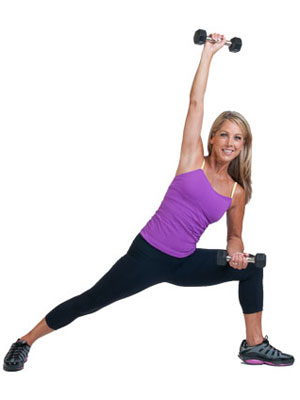 Denise Austins Quick Upper-Body Workout