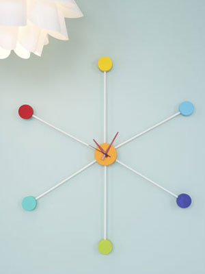 DIY Wall Clock Projects At WomansDaycom How To Make
