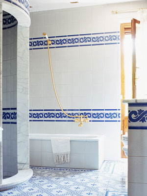 Bathroom Tile Designs - Bathroom Tile Designs Ideas with Photos at ...