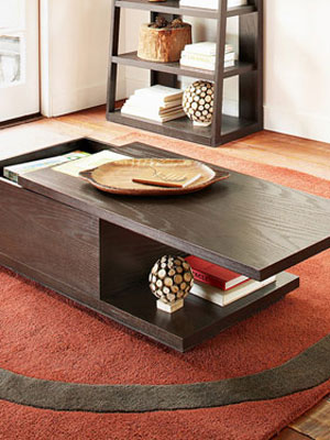 west elm coffee table with storage | my web value