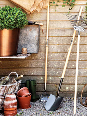 Gardening tools essential gardening equipment at - Must tools small garden orchard ...