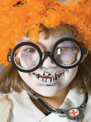 Halloween Face Paint Ideas - Halloween Makeup for Kids