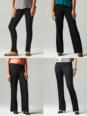 Best Black Pants For Work