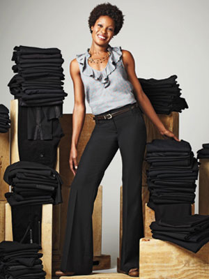 Fashion Trends - Dressing for Your Body Type at WomansDay.com