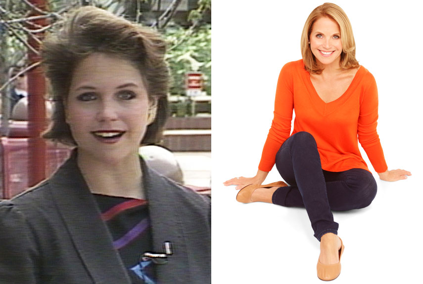 digital photo organizing ideas - Katie Couric on Getting Older Katie Couric on How to Age