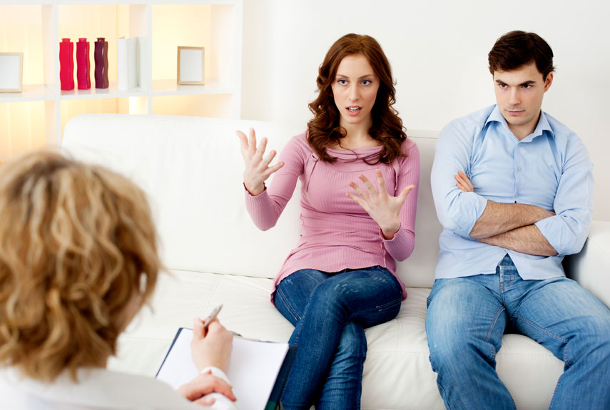 Couples therapy while dating