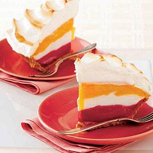 Baked Alaska Pie at WomansDay.com- Dessert Recipes