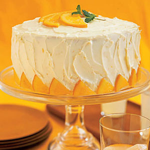 cake the orange cake for example orange layer cake flour and grease ...