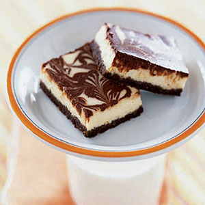 Orange Chocolate Swirl Cheesecake Recipes — Dishmaps