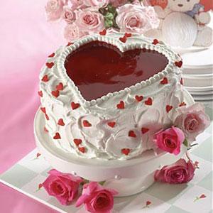 valentine cake - Valentine Cake Recipes