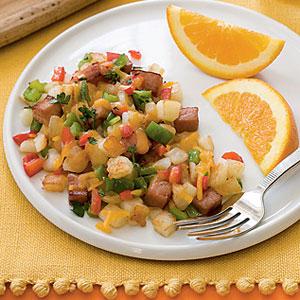 potato hash potato ham hash sweet potato and ham hash cheddar ham ...