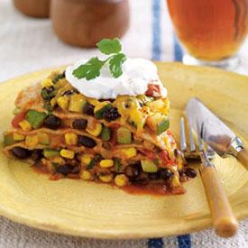 mexican lasagna campbell s mexican lasagna favorite mexican lasagna ...