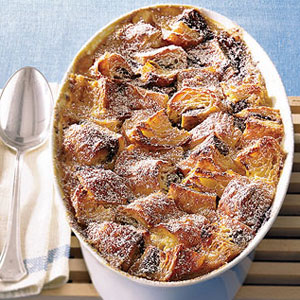 Bread pudding chocolate easy recipes