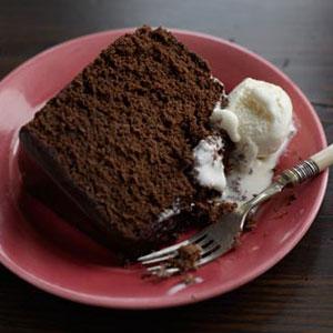 Chiffon cake recipe chocolate