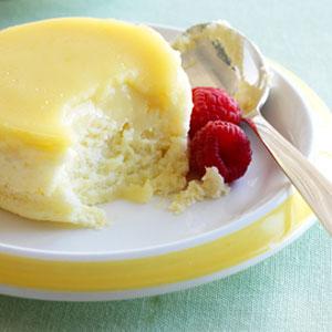 Sponge cake pudding recipe
