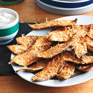 Recipes potato skins