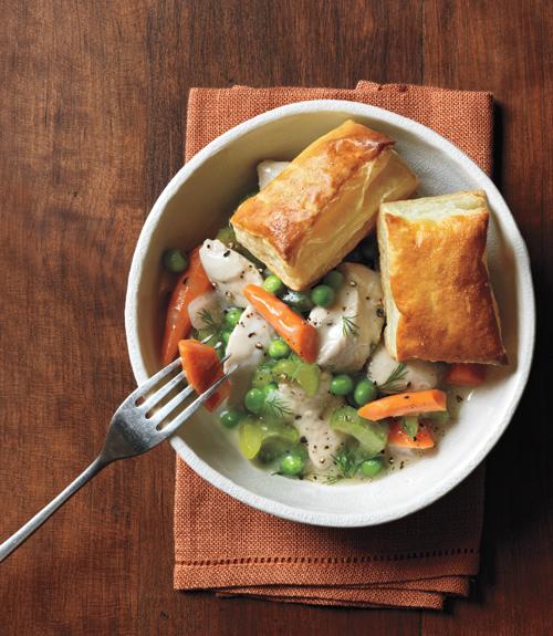 Slow Cooker Chicken Pot Pie Recipe