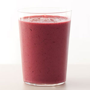 Blackberry-Apple Smoothie