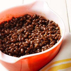 Slow Cooker Overnight Baked Beans Recipe