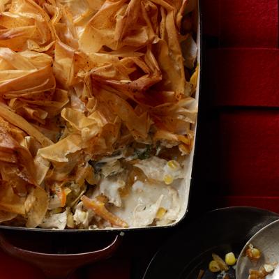 Easy phyllo dough chicken recipes