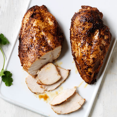chicken with smashed blackened chicken with fruit blackened creole ...