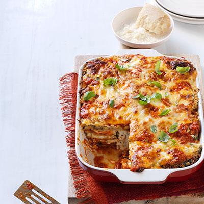 Easy healthy eggplant parmesan recipes