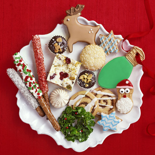 Ideas For A Work Christmas Party: White Chocolate, Pistachio, And Cranberry Fudge Recipe