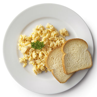 13. Basic Scrambled Eggs. My kids really love them with cheese and ...
