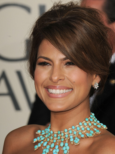 Marvelous 10 Eva Mendes Hairstyles Haircuts And Color Ideas Short Hairstyles For Black Women Fulllsitofus