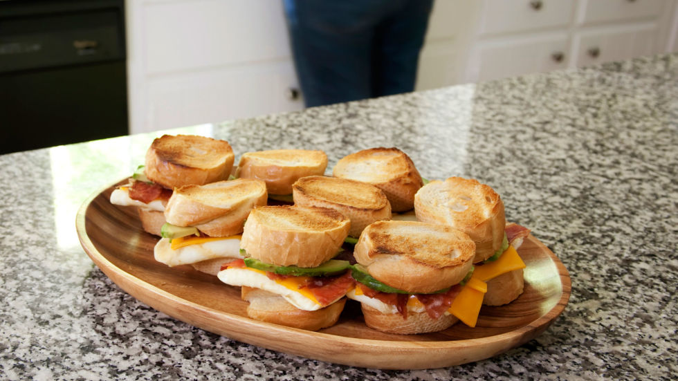 Kitchen Counter With Food food safety tips - summer food myths