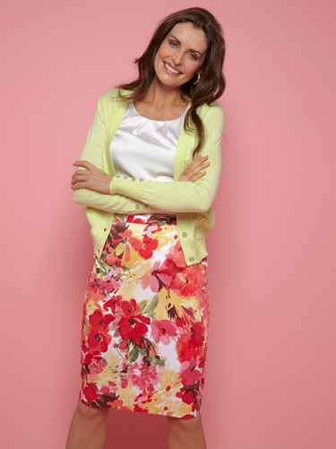 Spring Fashion How To Wear Floral Prints