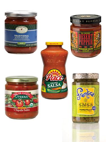 H and h brand salsa