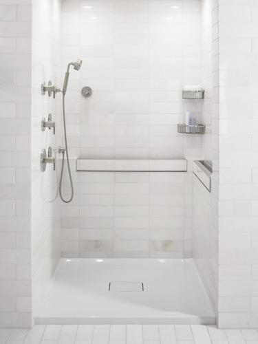 Shower Wall Bar