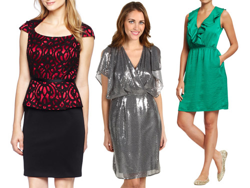Holiday Party Dresses Under $50 - Holiday Dresses for Women