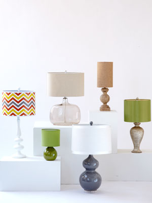 Modern Table Lamps - Cool Table Lamps for Living Room or Bedroom