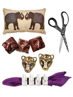 From Zebras To Cheetahs To Giraffes And Elephants Their Pretty Prints Will Add Flair To