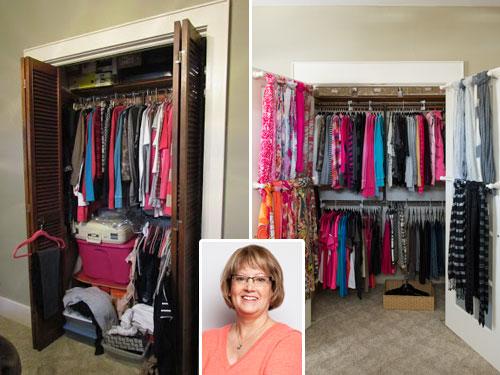 women's closet organization ideas 2