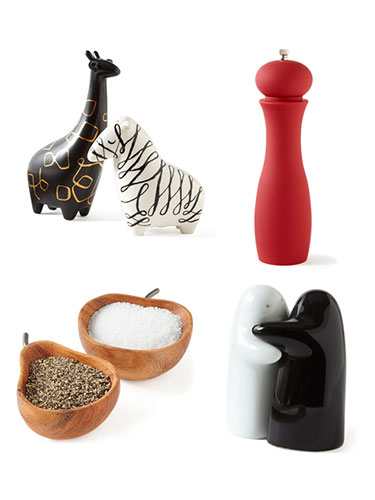 Salt And Pepper Shakers Unique Salt And Pepper Shakers